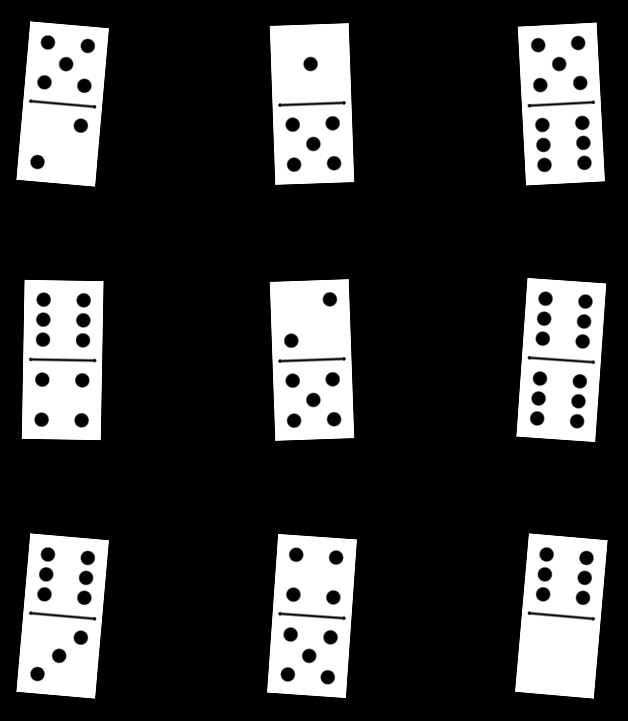 Dominoes Sample